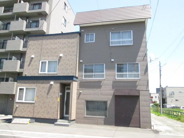 北海道札幌市中央区、桑園駅徒歩8分の築57年 2階建の賃貸アパート