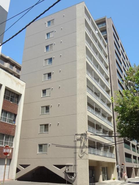 北海道札幌市中央区、桑園駅徒歩15分の築31年 10階建の賃貸マンション