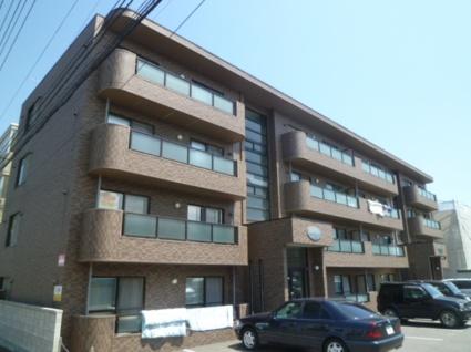 北海道札幌市西区、発寒南駅徒歩38分の築16年 4階建の賃貸マンション