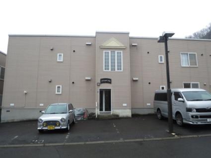 北海道札幌市西区、宮の沢駅徒歩55分の築24年 2階建の賃貸アパート