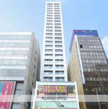 北海道札幌市中央区、大通駅徒歩2分の築2年 26階建の賃貸マンション