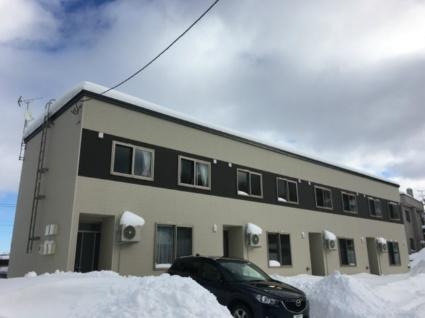 北海道札幌市手稲区、手稲駅徒歩14分の新築 2階建の賃貸テラスハウス