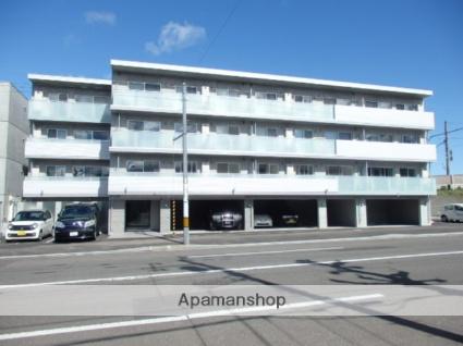 北海道札幌市中央区、幌平橋駅徒歩15分の新築 4階建の賃貸マンション