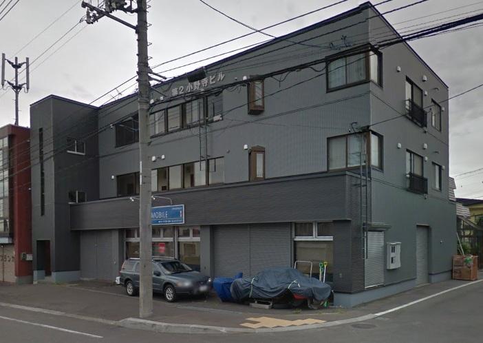 北海道札幌市西区、発寒南駅ジェイアールバスバス15分西野6条8丁目下車後徒歩2分の築30年 3階建の賃貸アパート
