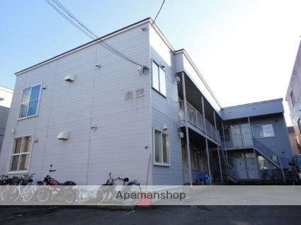 北海道札幌市西区、発寒中央駅徒歩11分の築29年 2階建の賃貸アパート