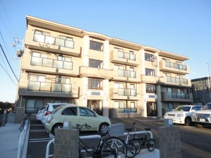 北海道札幌市西区、宮の沢駅徒歩6分の築5年 4階建の賃貸マンション