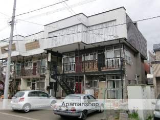 北海道札幌市西区、発寒中央駅JR北海道バスバス25分西野二股下車後徒歩2分の築31年 2階建の賃貸アパート
