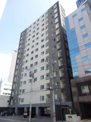 北海道札幌市中央区、中島公園駅徒歩4分の築3年 14階建の賃貸マンション