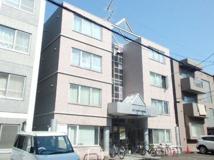 北海道札幌市中央区、西28丁目駅徒歩4分の築29年 4階建の賃貸マンション
