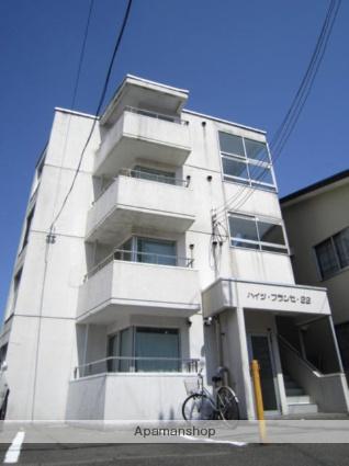 北海道札幌市北区、北34条駅徒歩18分の築31年 4階建の賃貸マンション