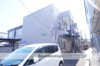 北海道札幌市手稲区、手稲駅JRバスバス8分曙5−2下車後徒歩1分の築31年 2階建の賃貸アパート
