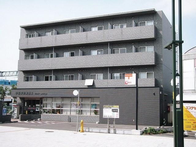 北海道札幌市手稲区、手稲駅徒歩2分の築18年 4階建の賃貸マンション