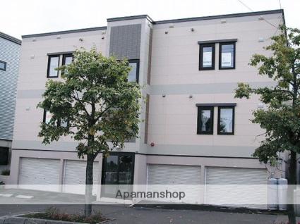 北海道札幌市手稲区、星置駅徒歩5分の築22年 2階建の賃貸アパート