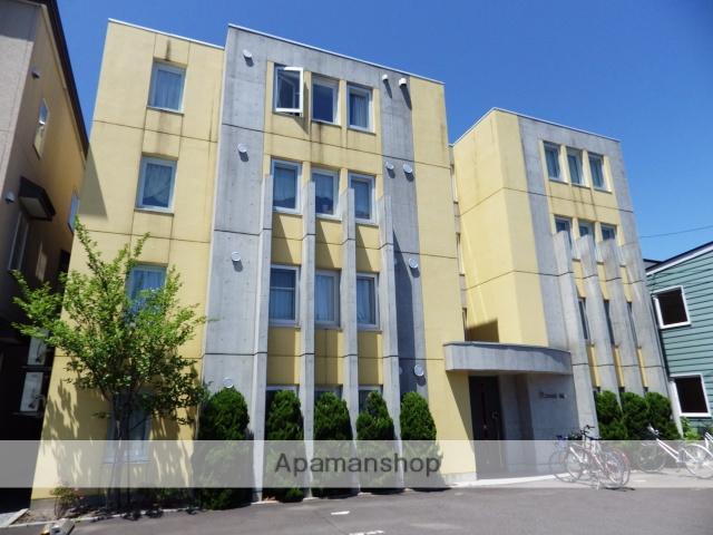 北海道函館市、五稜郭公園前駅徒歩16分の築13年 4階建の賃貸マンション
