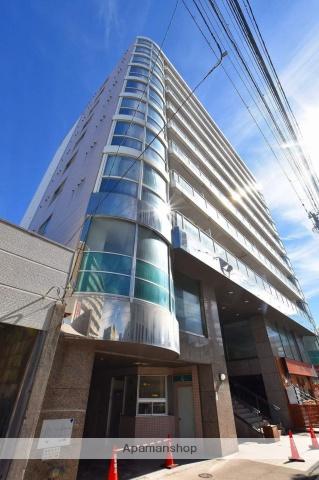 北海道函館市、函館駅徒歩6分の築26年 10階建の賃貸マンション