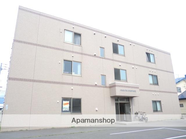 北海道函館市の築12年 3階建の賃貸マンション