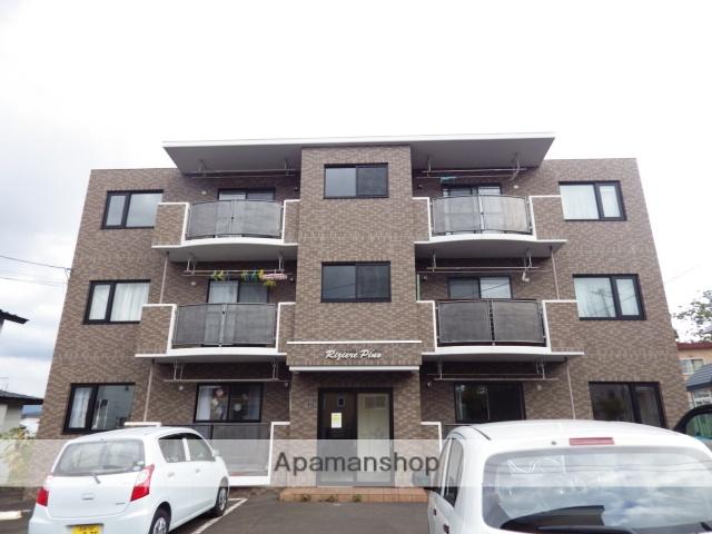 北海道亀田郡七飯町、七飯駅徒歩5分の築11年 3階建の賃貸マンション
