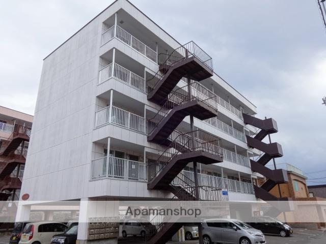 北海道函館市の築16年 5階建の賃貸マンション