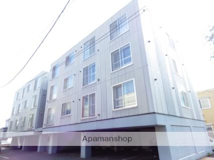 北海道函館市、湯の川温泉駅徒歩11分の築13年 4階建の賃貸マンション