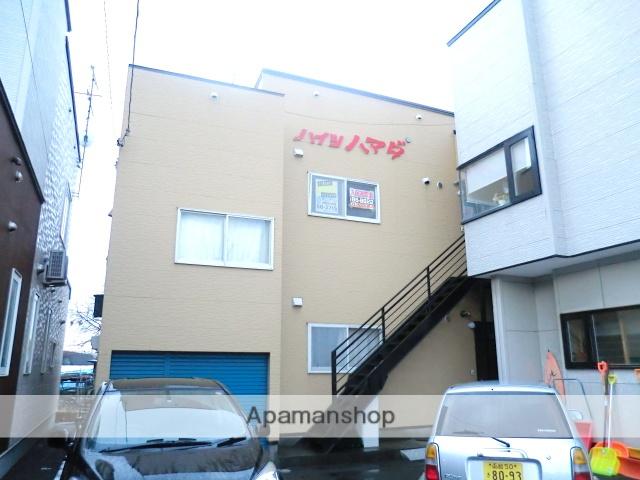 北海道函館市の築31年 2階建の賃貸アパート