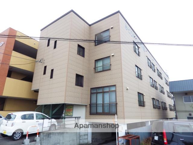 北海道函館市の築28年 3階建の賃貸マンション