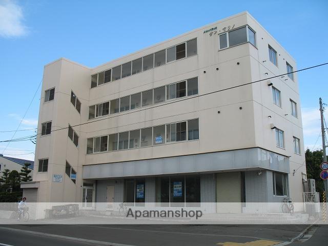 北海道函館市、柏木町駅徒歩9分の築29年 4階建の賃貸マンション