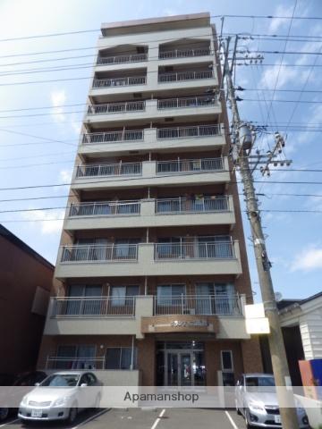 北海道函館市、宝来町駅徒歩8分の築16年 10階建の賃貸マンション