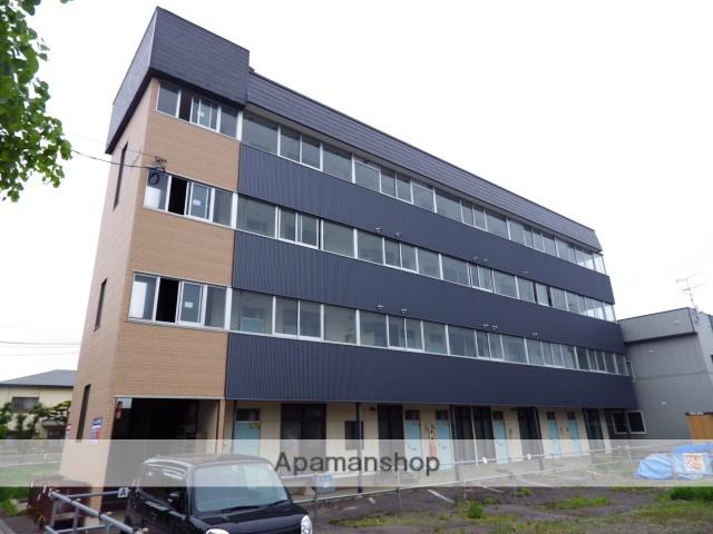 北海道函館市、宝来町駅徒歩8分の築35年 4階建の賃貸マンション