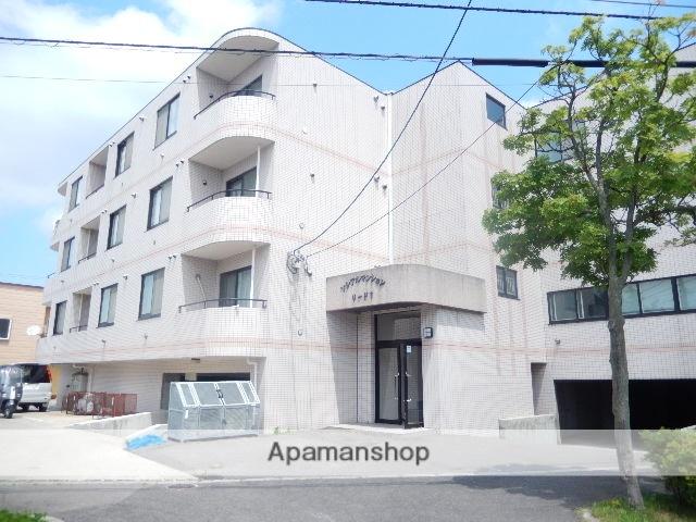 北海道函館市の築19年 4階建の賃貸マンション