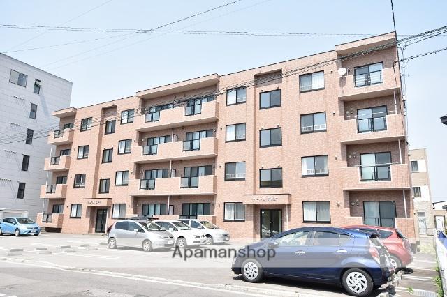 北海道函館市、函館駅徒歩10分の築14年 4階建の賃貸マンション