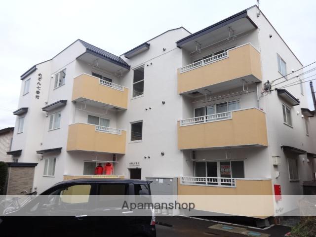 北海道函館市、堀川町駅徒歩9分の築14年 3階建の賃貸アパート