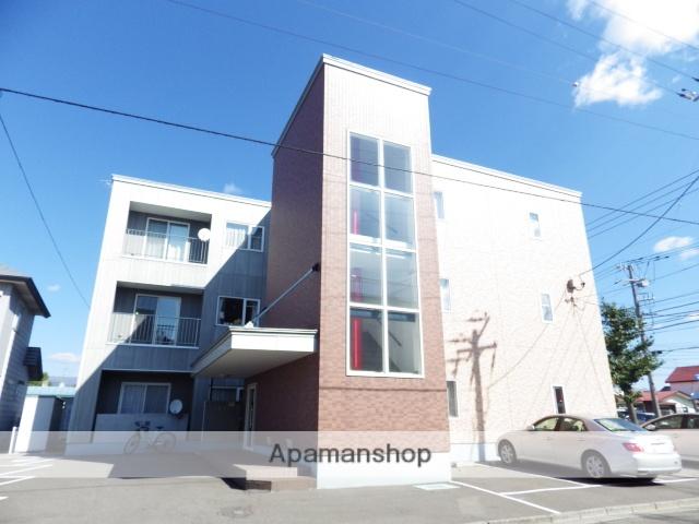 北海道函館市の築16年 3階建の賃貸マンション