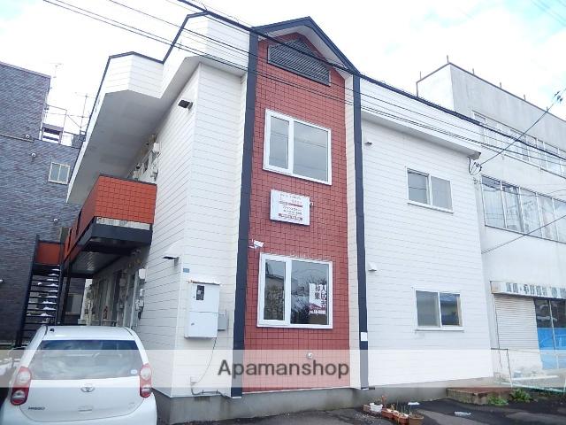 北海道函館市、堀川町駅徒歩9分の築26年 2階建の賃貸アパート