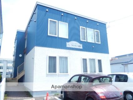 北海道函館市、杉並町駅徒歩5分の築10年 2階建の賃貸アパート