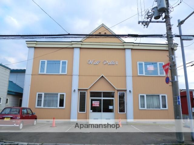 北海道函館市、堀川町駅徒歩13分の築26年 2階建の賃貸アパート