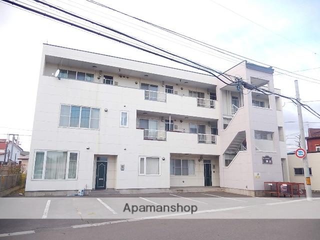 北海道函館市の築18年 3階建の賃貸マンション