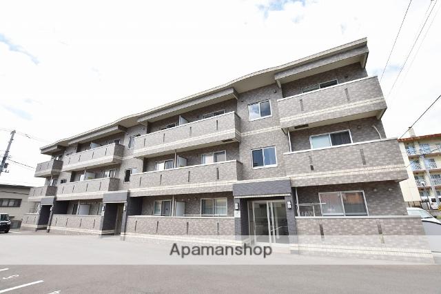 北海道函館市、千代台駅徒歩10分の築4年 3階建の賃貸マンション