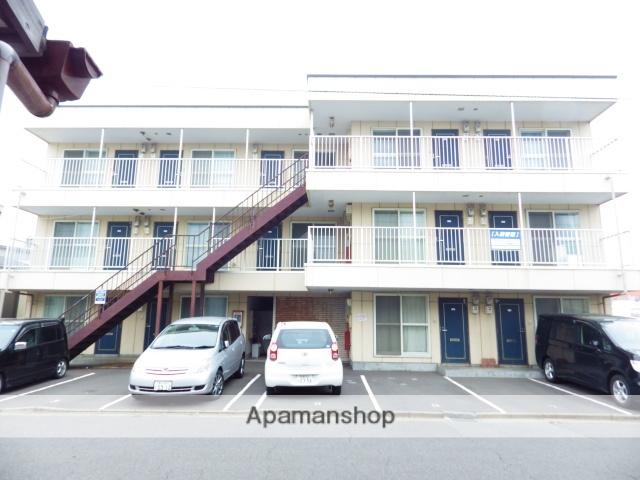 北海道函館市、昭和橋駅徒歩12分の築20年 3階建の賃貸マンション