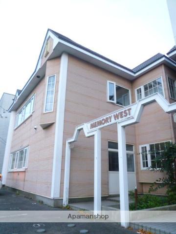 北海道函館市、七重浜駅徒歩19分の築21年 2階建の賃貸アパート