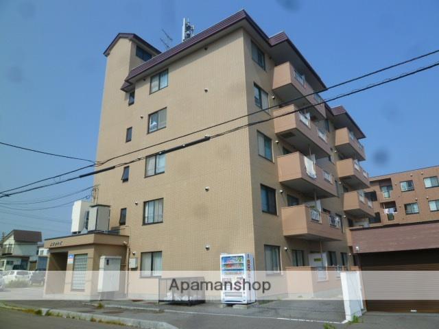 北海道函館市、堀川町駅徒歩16分の築21年 5階建の賃貸マンション