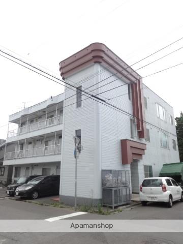 北海道函館市、柏木町駅徒歩9分の築27年 3階建の賃貸マンション