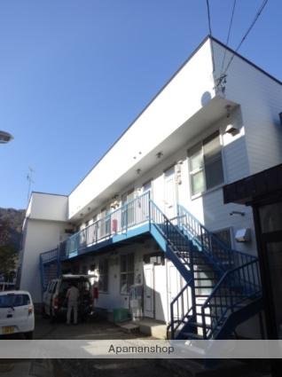 北海道函館市、宝来町駅徒歩18分の築30年 2階建の賃貸アパート