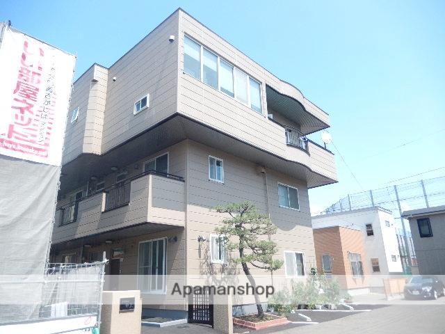 北海道函館市、五稜郭公園前駅徒歩9分の築28年 3階建の賃貸マンション