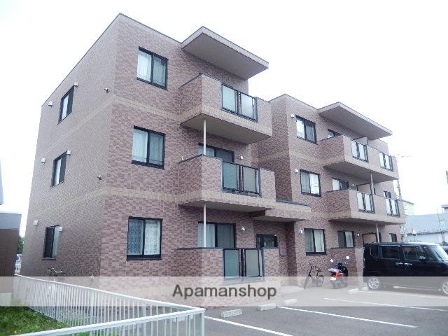北海道函館市、松風町駅徒歩10分の築12年 3階建の賃貸マンション