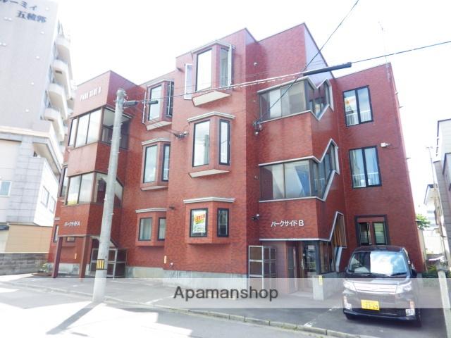 北海道函館市の築23年 3階建の賃貸マンション