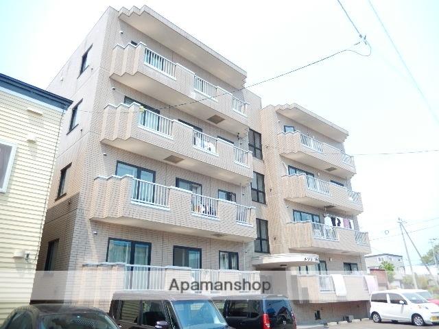 北海道函館市の築22年 4階建の賃貸マンション