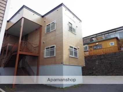 北海道函館市、大町駅徒歩10分の築15年 2階建の賃貸アパート