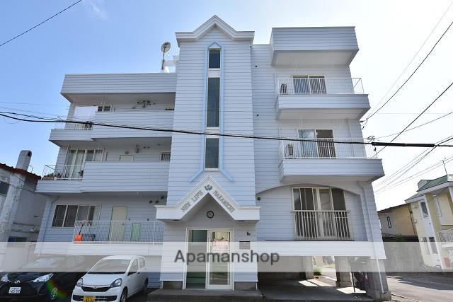 北海道函館市の築27年 5階建の賃貸マンション