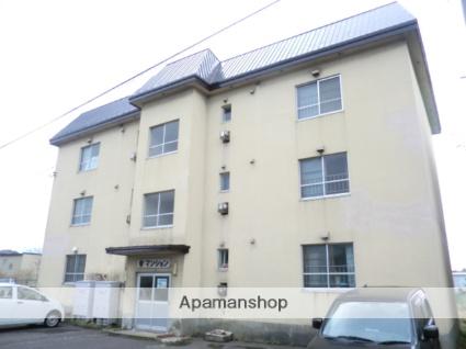 北海道函館市の築42年 3階建の賃貸マンション