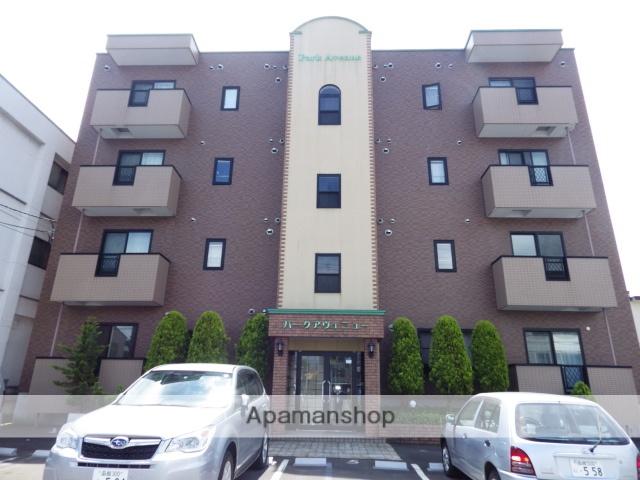北海道函館市、杉並町駅徒歩10分の築13年 4階建の賃貸マンション